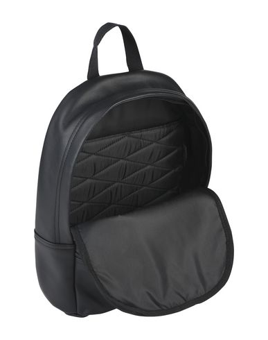 EASTPAK DEE BLACK INK LEATH Mochila y riñonera