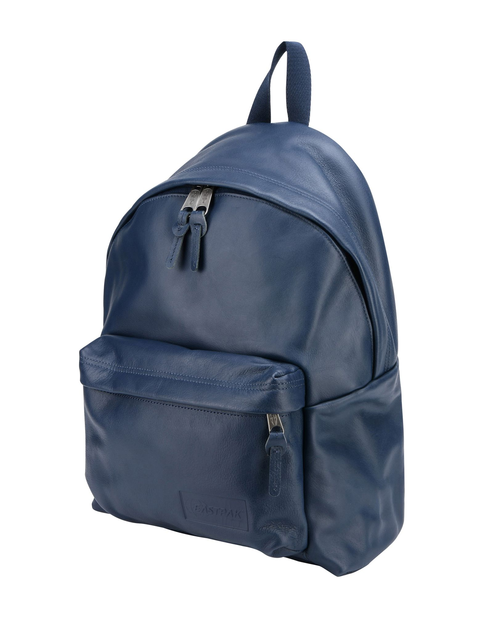 Zaini & Marsupi Eastpak Padded Pakr Navy Leather - Uomo - Acquista online su