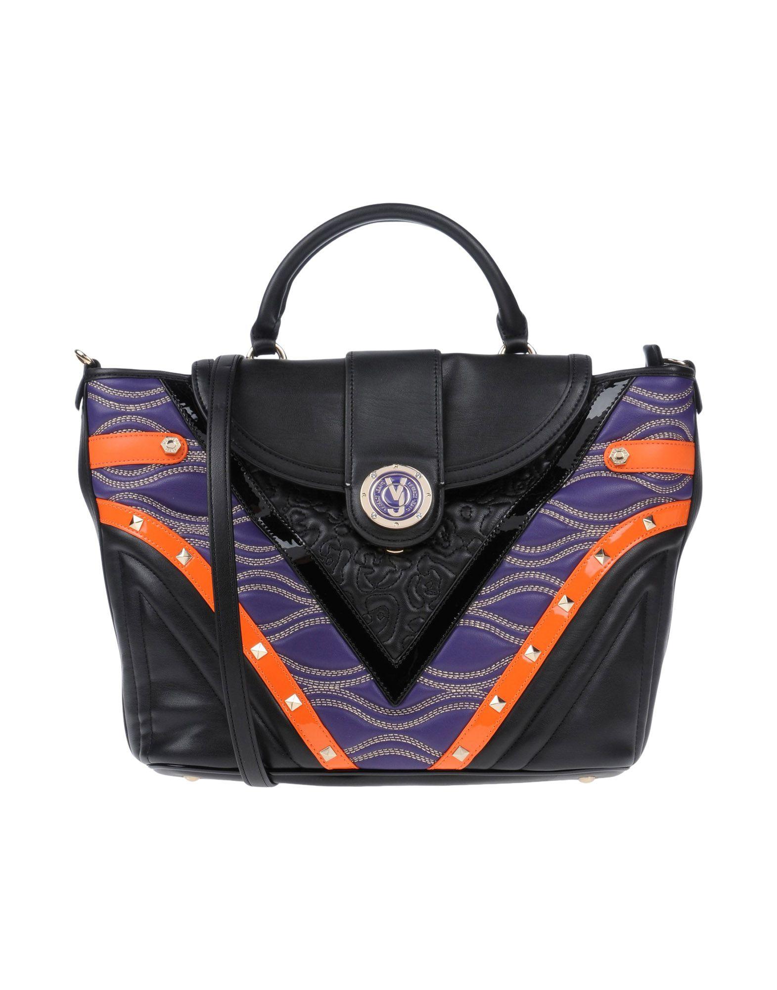 Womens Linea Q Shoulder Bag Versace Jeans Couture nvGXCz