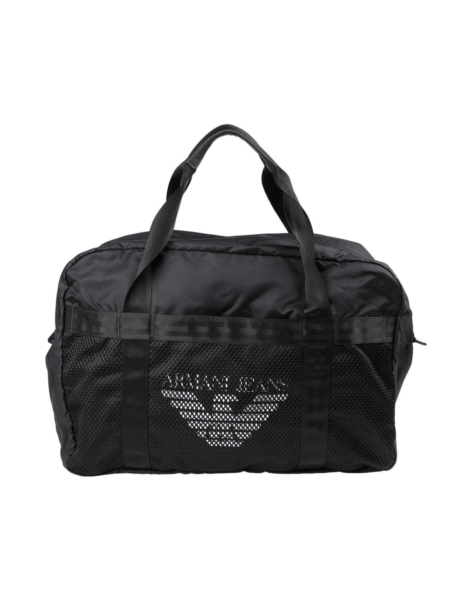 Armani Jeans Travel   Duffel Bag for Men - Armani Jeans Luggage  8ec9b6175ef92