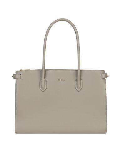68500c1be11d Furla Pin M Tote E W - Handbag - Women Furla Handbags online on YOOX ...