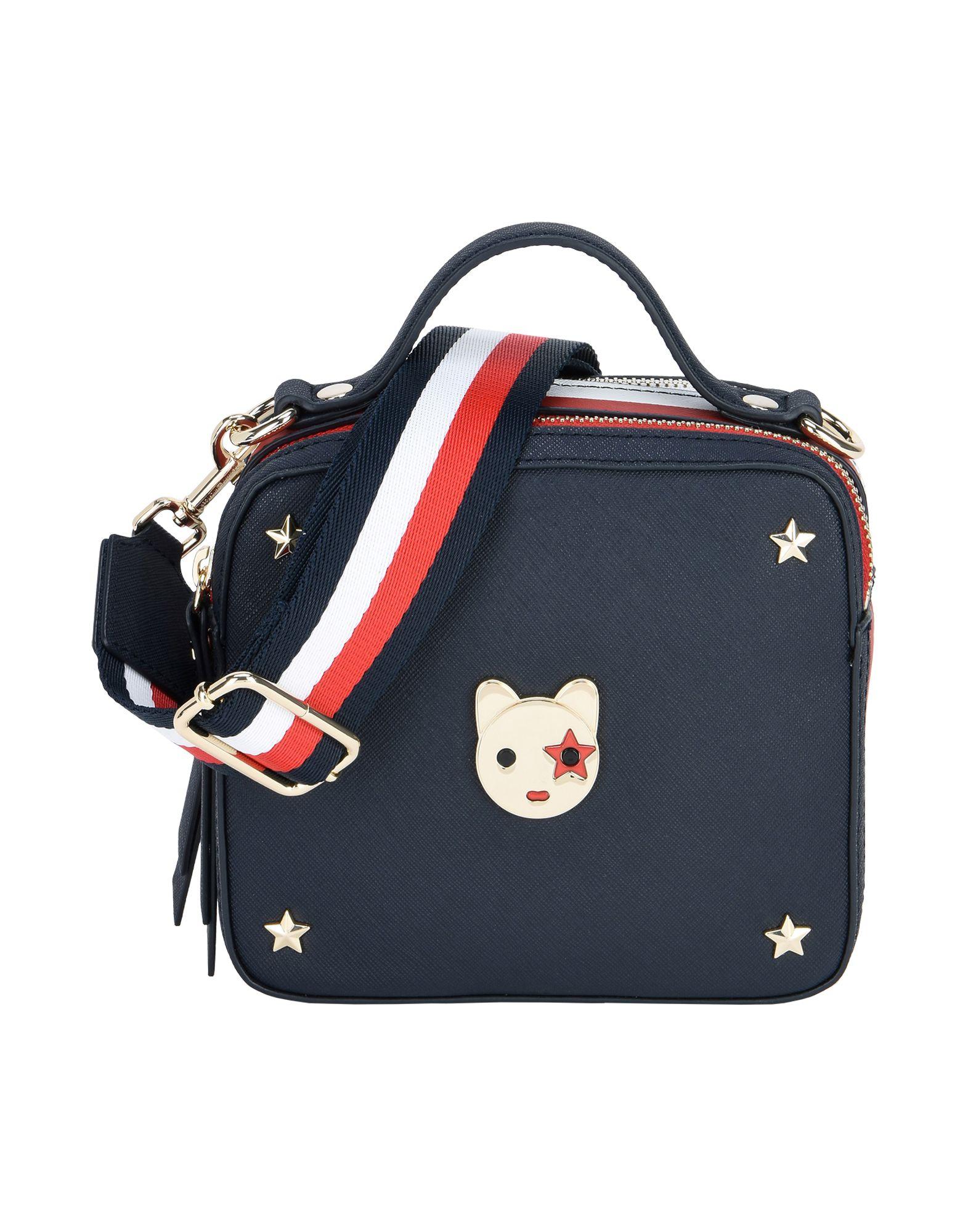 Borsa A Mano Tommy Hilfiger Camera Bag Icon Fancy Strap Corp - Donna - Acquista online su
