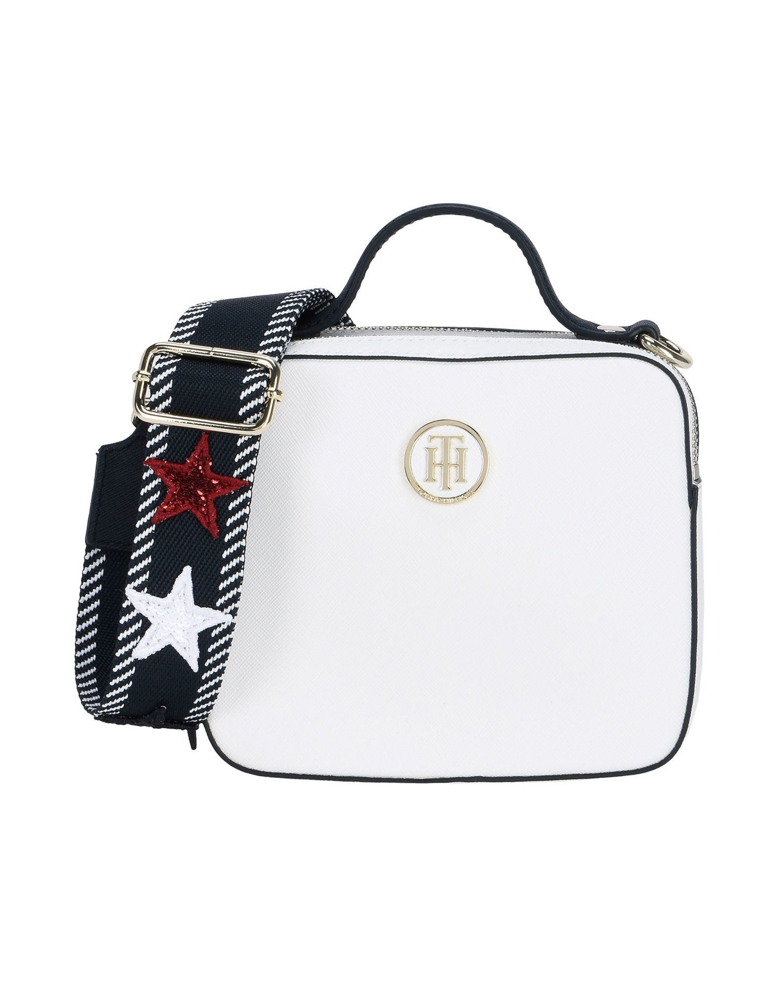 Borsa A Mano Tommy Hilfiger Camera Bag Icon Fancy Strap - Donna - Acquista online su