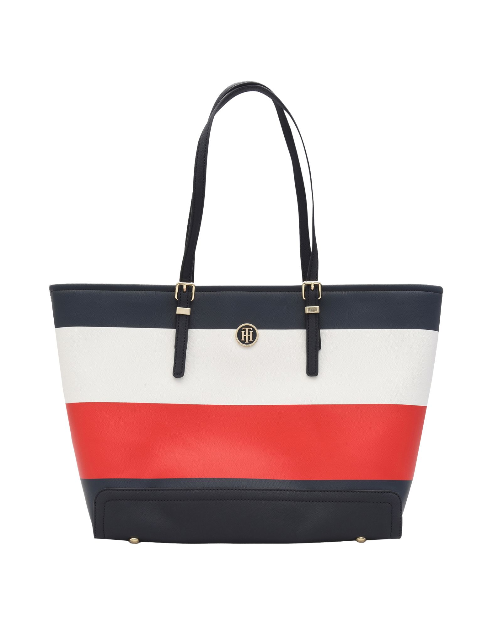 Borsa A Mano Tommy Hilfiger Honey Ew Tote Corp Stripe - Donna - Acquista online su