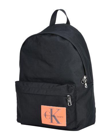 Sac à dos Calvin Klein Sport Essential en toile noire 2eo8X9E1lA