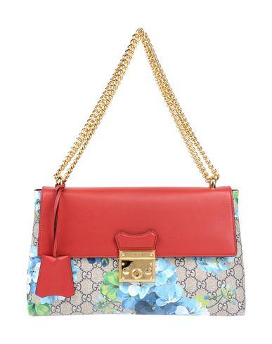 a91ae296 GUCCI Shoulder bag - Handbags | YOOX.COM