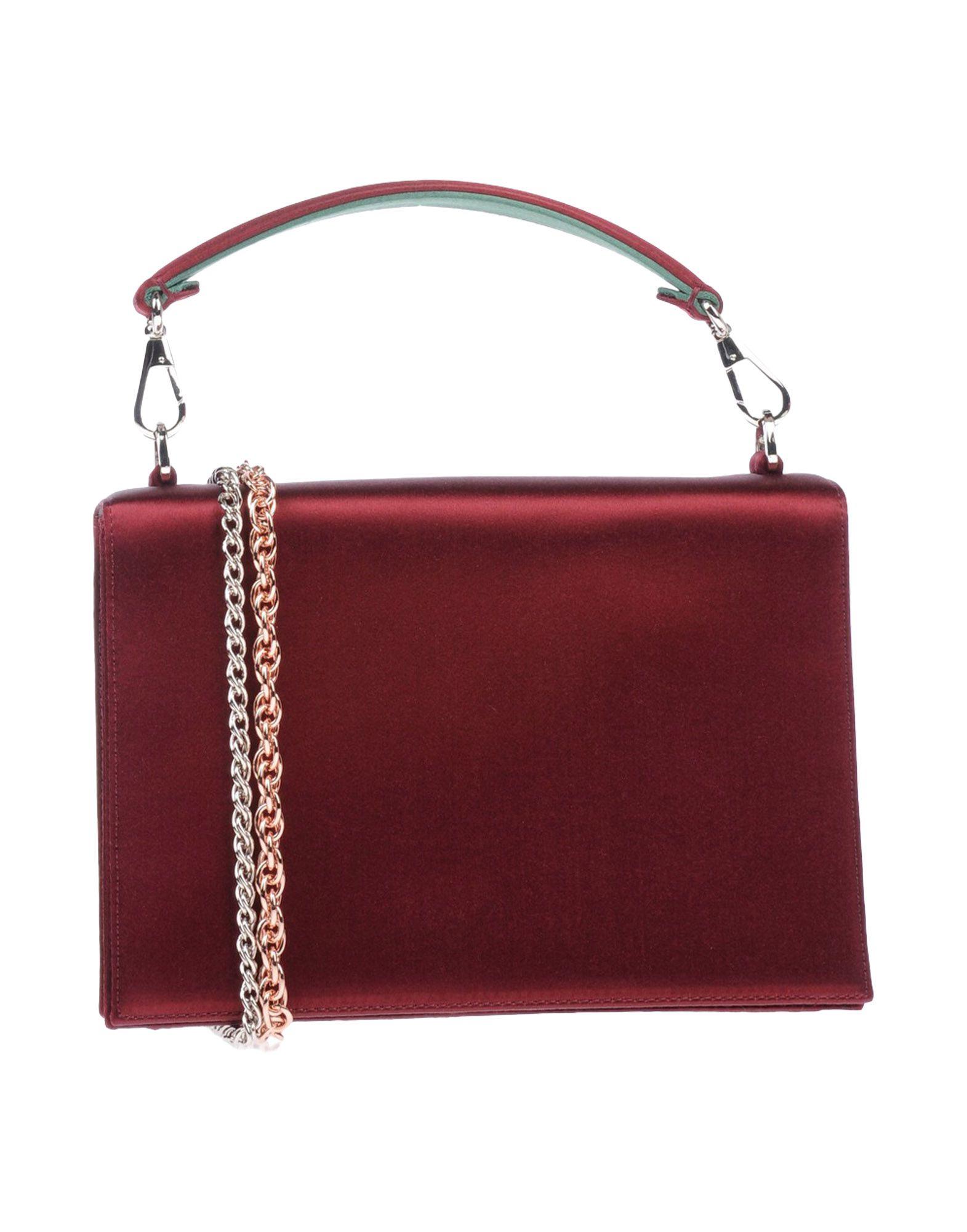 Costume National HANDBAGS - Handbags su YOOX.COM HCVXGDEHT
