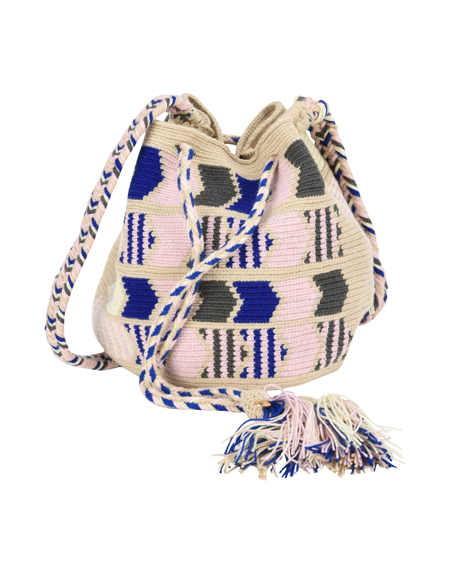 Borsa A Tracolla Guanabana Medium Wayuu Bag - Donna - Acquista online su