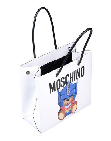 Moschino Veske klaring gode tilbud utløp stor overraskelse veldig billig forhandler online 77HUocS