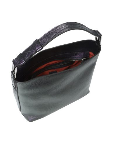 LANCEL MAX ROCK IRRIDESCENT LEATHER Handtasche