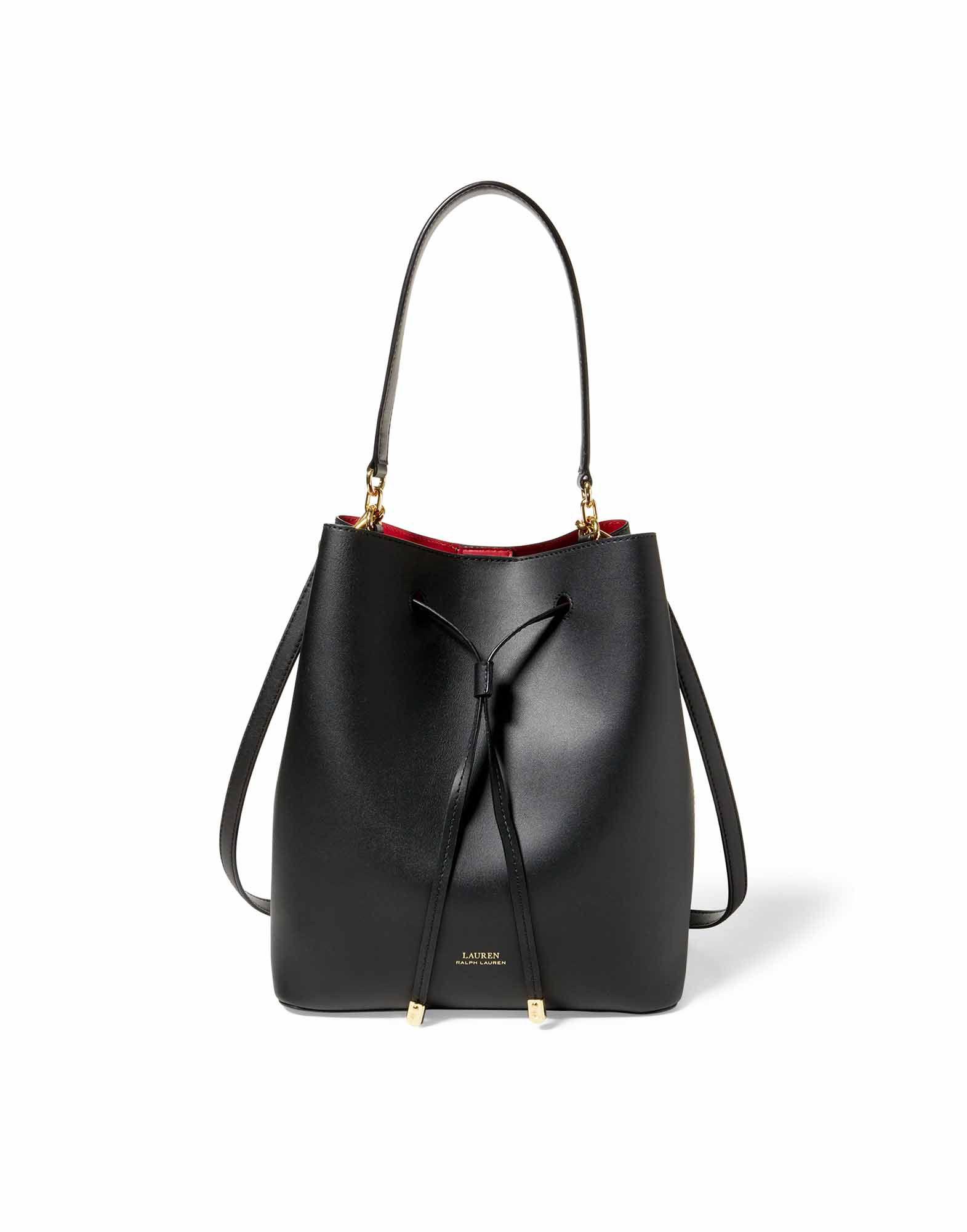 769902343fde Lauren Ralph Lauren Smooth Leather Drawstring - Handbag - Women Lauren  Ralph Lauren Handbags online on YOOX United Kingdom - 45400028
