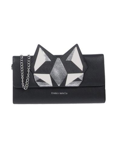 MORELLO Handbag Black Handbag MORELLO Black FRANKIE FRANKIE FRANKIE Black Handbag MORELLO wqUPtPgS