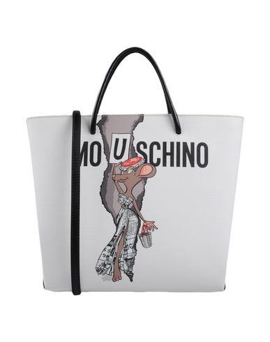 Kaufen Sie den größten Lieferanten Ziellinie MOSCHINO Handtasche Gefälschte Günstige Preise QOtbtW