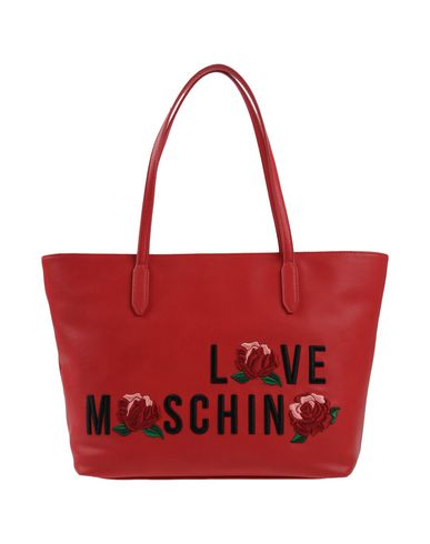 MOSCHINO Red LOVE Red Handbag Handbag LOVE MOSCHINO Y84Eq0w