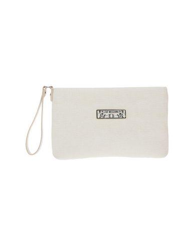 MOSCHINO Handbag Ivory LOVE LOVE MOSCHINO Handbag F0TqB