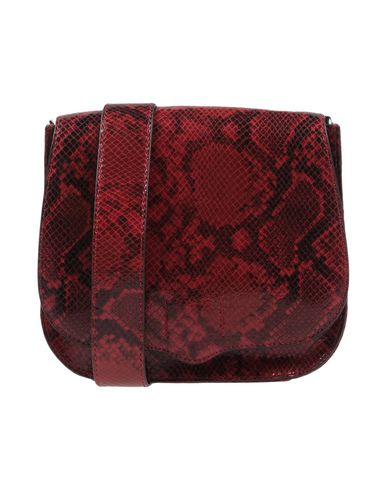 bag Across MINKOFF Maroon body REBECCA SqX6xw