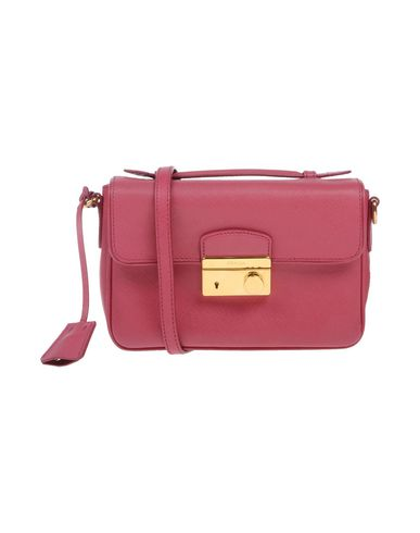 9f7801fcf60e Prada Handbag - Women Prada Handbags online on YOOX Romania - 45400888LT