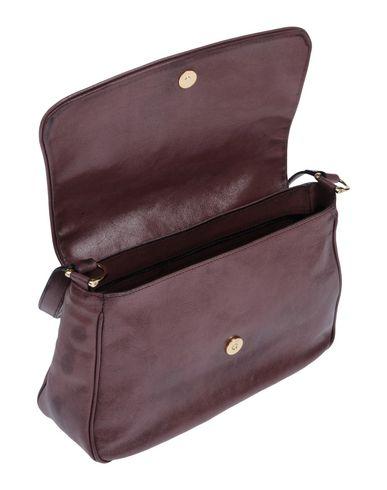 GATTINONI brown bag body Across Light 0IwqH08r