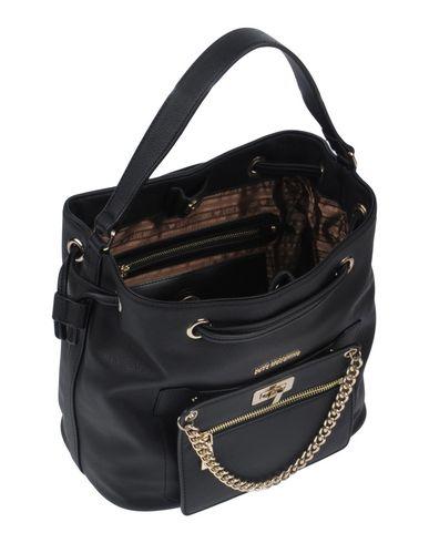 Black LOVE LOVE Handbag LOVE MOSCHINO MOSCHINO Black Handbag nTxqO6nBU
