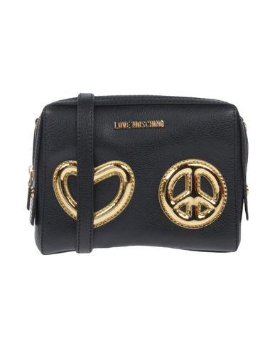 MOSCHINO LOVE MOSCHINO Handbag Black LOVE LOVE Handbag Black 7qaO1wW