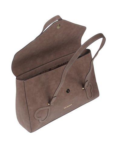LOVE MOSCHINO Handbag MOSCHINO grey Dove Handbag LOVE pBw1qB