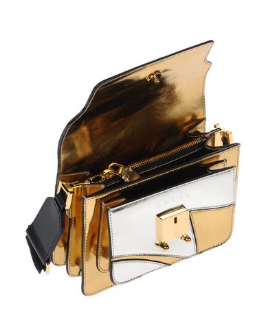 MARNI bag MARNI Gold Across Across body IOgOxr