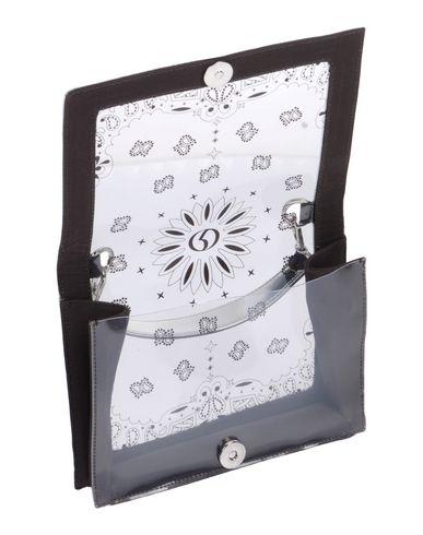 RODO Handbag Silver Handbag Silver RODO waYXWqZ86
