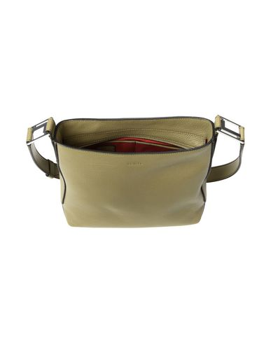Across bag green MAX GRAINED body LEATHER Military LANCEL qSOAwO
