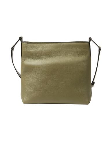 Military MAX bag body Across LANCEL LEATHER GRAINED green xFAHqpwpZ1