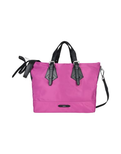 Mauve LANCEL Mauve NYLON Handbag NYLON JUNE Handbag JUNE LANCEL Zxvnvq