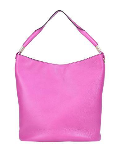Handbag GRAINED Mauve FLORE LEATHER LANCEL qg7Ptnp