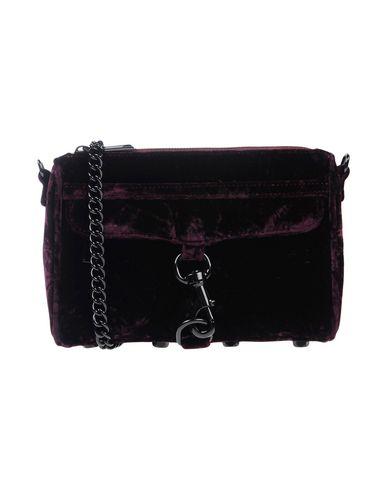 MINKOFF MINKOFF purple MINKOFF Dark purple Handbag REBECCA REBECCA Handbag REBECCA Dark x0qnpxRw4