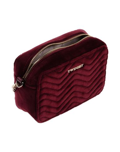 Handbag Barbieri Simona Garnet SET TWIN qfSx66