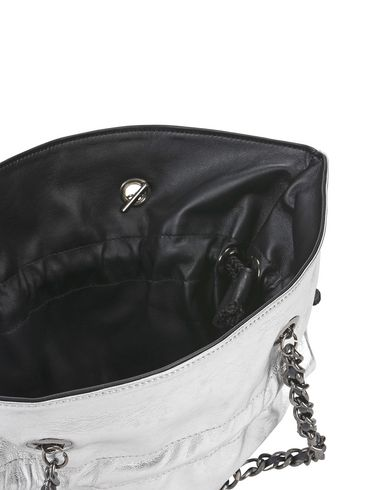 GEORGE LOVE Silver bag Shoulder J rOYwvr