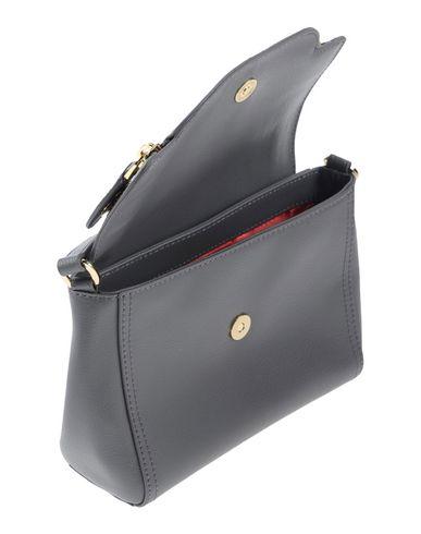 body bag MOSCHINO Across LOVE Grey qvAwn87E