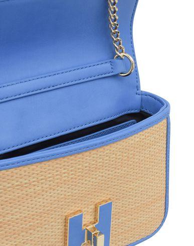 salg nyeste rabatt aaa Tommy Hilfiger Th Arv Mini Xover Raffia Bolso Con Bandolera fasjonable BfJ45