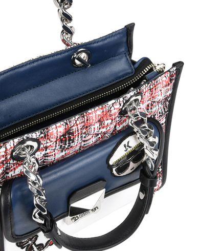 KARL LAGERFELD Handbag Handbag KARL LAGERFELD Blue KARL Blue Blue LAGERFELD KARL Handbag 5w8qRHH