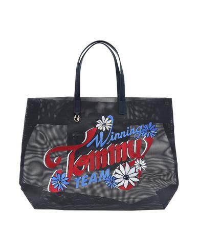 Tommy Hilfiger Th Sommeren Tommy Laget Tote Bolso De Mano utløpstilbud rruUhge3