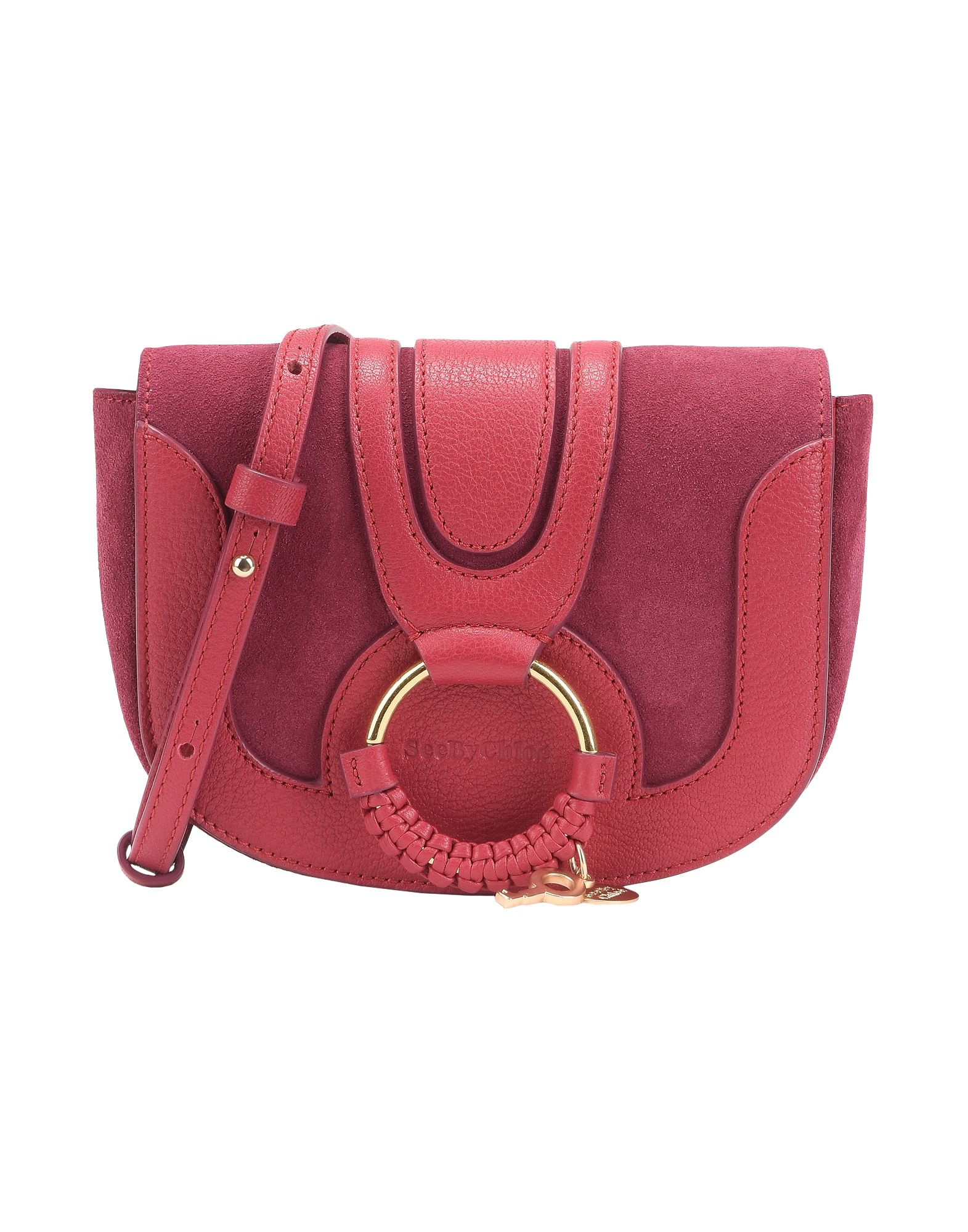 Borsa A Tracolla See By Chloé Hana Mini Crossbody - Donna - Acquista online su