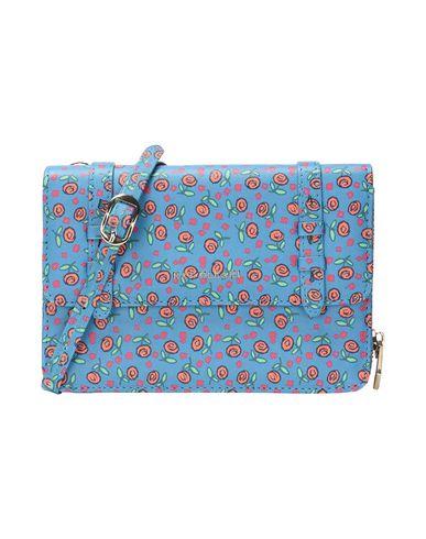 Handbag NAJ OLEARI blue Pastel CLEM w6ErzxdqW6