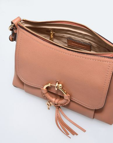 pink body CROSSBODY Pastel CHLOÉ JOAN Across BY bag SMALL SEE 6xIYpzwx