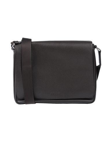 Dark bag body BALLY brown Across CEq5wt5