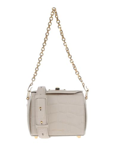 Alexander Mcqueen Handbag - Women Alexander Mcqueen Handbags online on YOOX  Estonia - 45403840TS 71572fca01