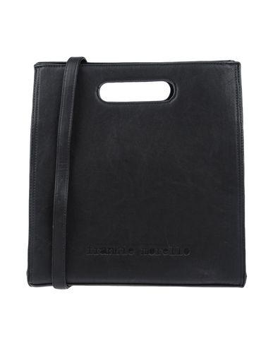 FRANKIE MORELLO Handbag Handbag FRANKIE MORELLO MORELLO Black Black FRANKIE Black MORELLO Handbag FRANKIE zaRxwqA