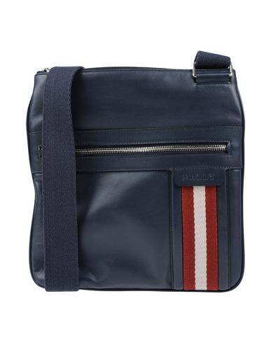 body Across BALLY bag blue Dark 5nXxaxYv7