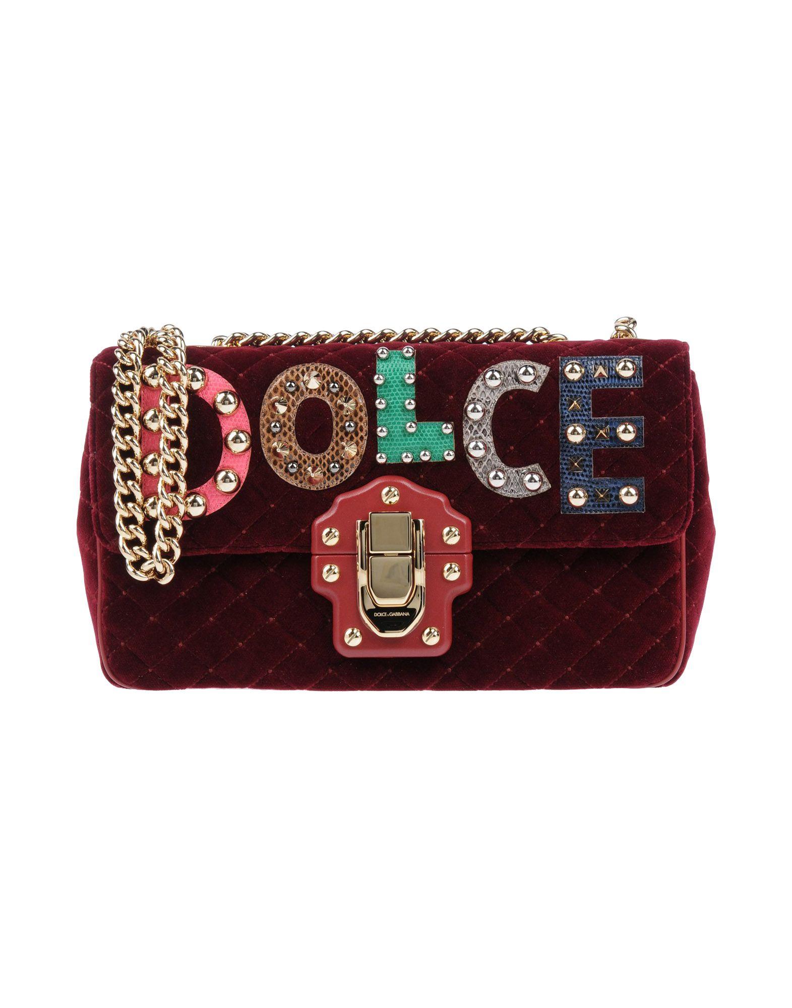 Borsa A Tracolla Dolce & Gabbana Donna - Acquista online su