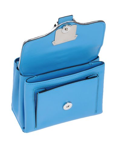 Handbag PAULA PAULA CADEMARTORI Azure CADEMARTORI vvP8twZx