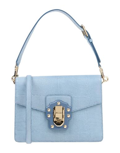 DOLCE GABBANA amp; Sky Handbag blue 7Tqwx50FgT