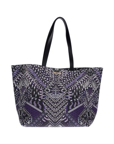 CAVALLI CAVALLI Shoulder Shoulder Shoulder CAVALLI bag JUST JUST Purple bag Purple JUST wx7S4Sq8X