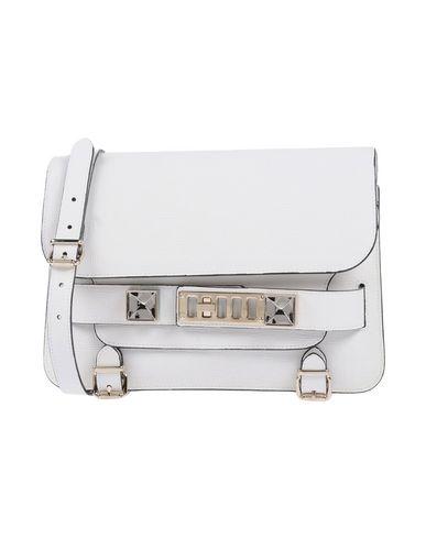 PROENZA Handbag PROENZA White SCHOULER SCHOULER 5X7SSvp